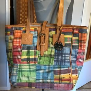 Authentic Dooney & Bourke Tote